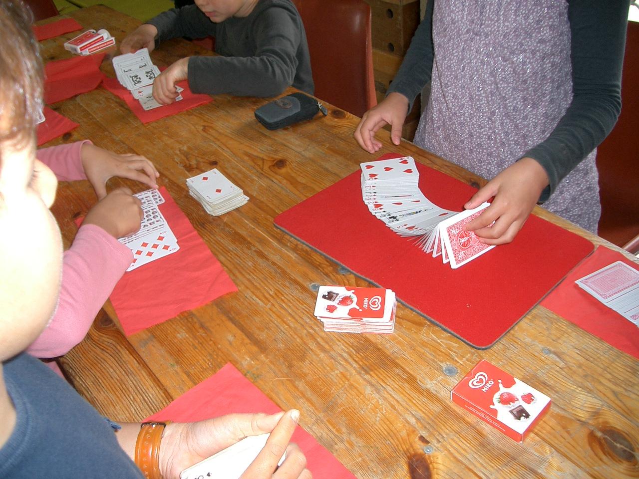 Cours de magie enfants