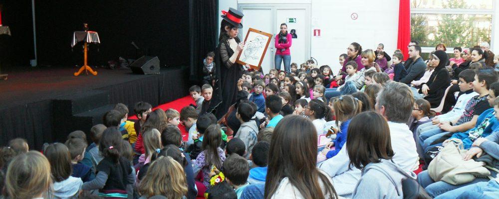 spectacle de magie enfant